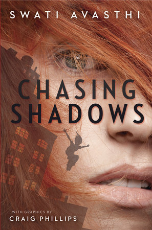 Chasing Shadows by Swati Avasthi