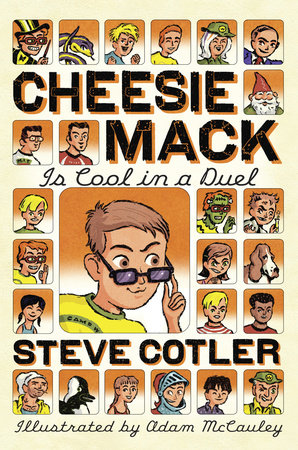 Cheesie Mack Is Cool in a Duel by