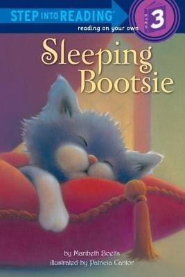 Sleeping Bootsie by