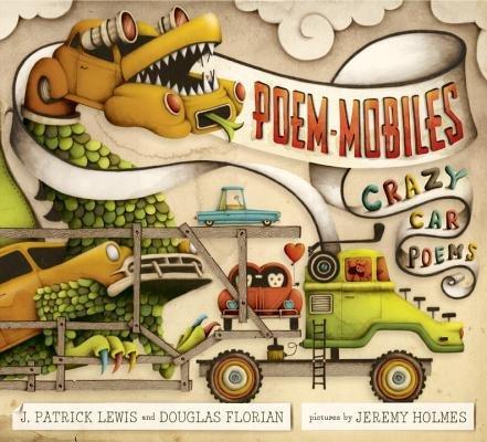 Poem-mobiles by Douglas Florian and J. Patrick Lewis