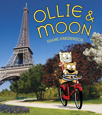 Ollie & Moon by
