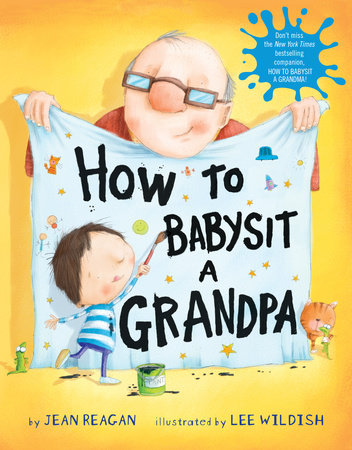 How to Babysit a Grandpa by
