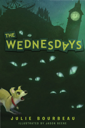 The Wednesdays by Julie Bourbeau