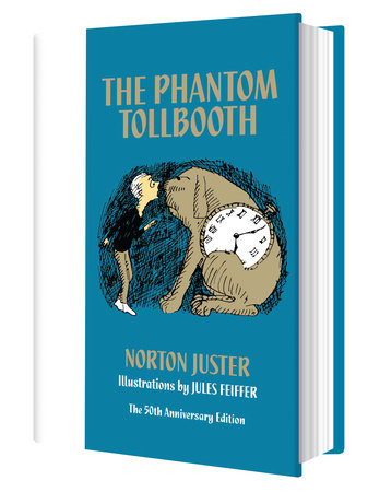 The Phantom Tollbooth 50th Anniversary Edition by