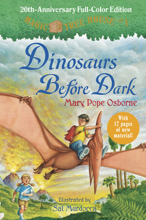 Magic Tree House #1: Dinosaurs Before Dark by