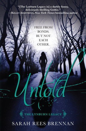 Untold (The Lynburn Legacy Book 2) by