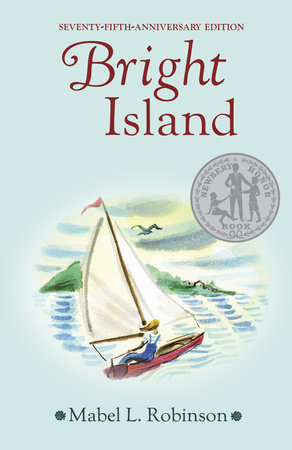 Bright Island by Mabel L. Robinson