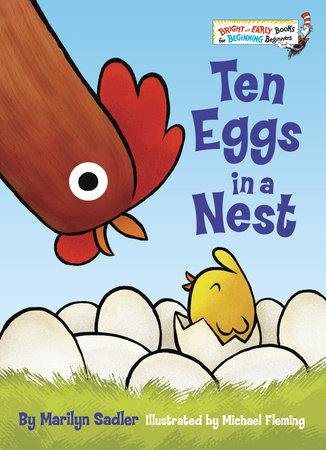 Ten Eggs in a Nest by