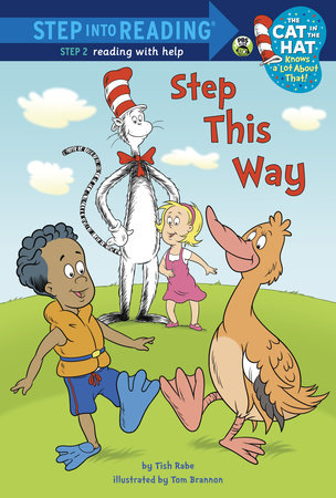 Step This Way (Dr. Seuss/Cat in the Hat) by