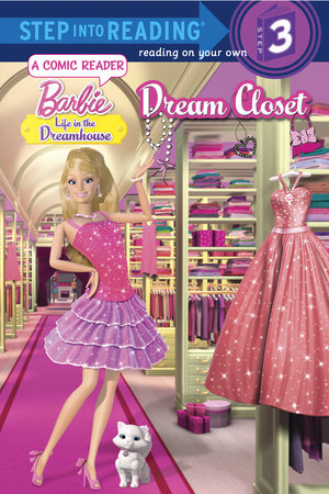 Dream Closet (Barbie: Life in the Dream House) by