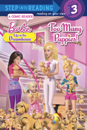 Too Many Puppies! (barbie: Life In The Dream House)