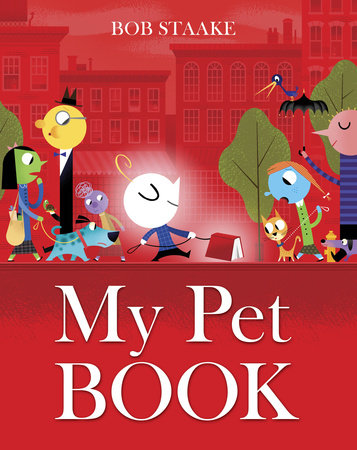 My Pet Book by