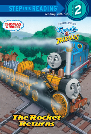 The Rocket Returns (Thomas & Friends) by Rev. W. Awdry