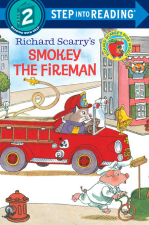 Richard Scarry's Smokey The Fireman