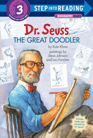 Dr. Seuss: The Great Doodler by
