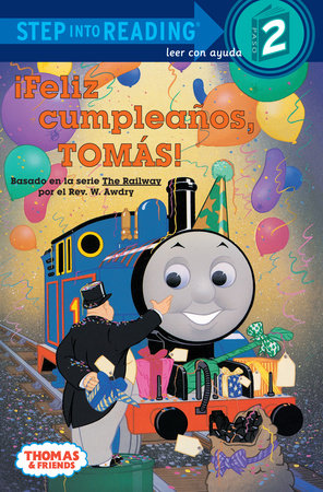 Feliz Cumpleanos, Tomas! (Thomas & Friends) by