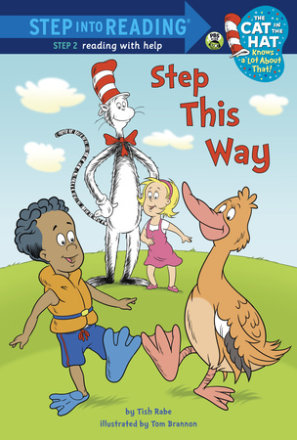 Step This Way (dr. Seuss/cat In The Hat) (ebk)