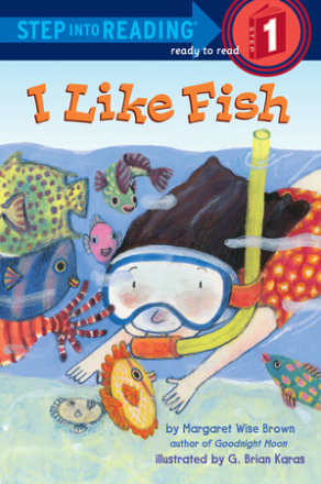I Like Fish (ebk)