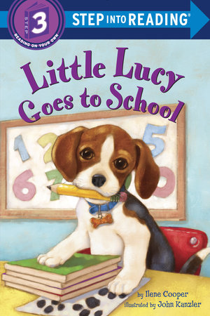 Little Lucy Goes to School by Ilene Cooper