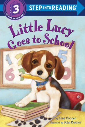 Little Lucy Goes To School (ebk)