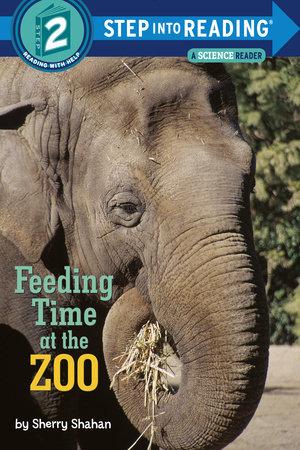 Feeding Time At The Zoo (ebk)