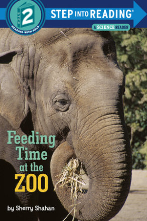 Feeding Time At The Zoo (ebk)