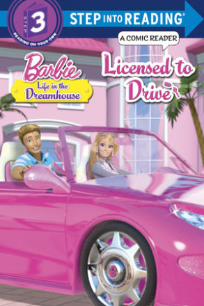 Licensed To Drive (barbie Life In The Dream House) (ebk)