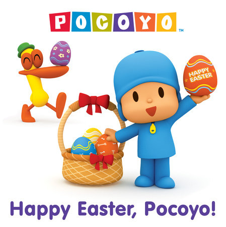 Happy Easter, Pocoyo! (Pocoyo)
