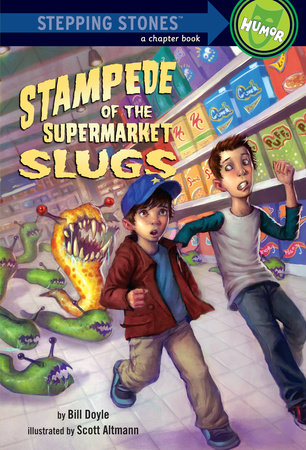 Stampede of the Supermarket Slugs by