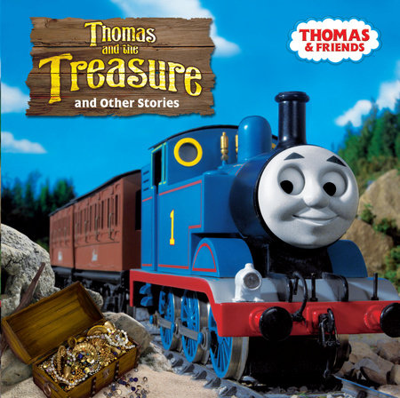 Thomas and the Treasure (Thomas & Friends) by Rev. W. Awdry