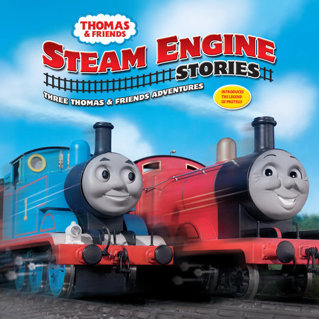 Thomas & Friends: Steam Engine Stories (Thomas & Friends) by