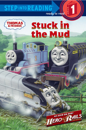 Stuck in the Mud (Thomas & Friends) by Shana Corey