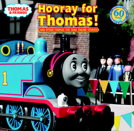 Hooray for Thomas! (Thomas & Friends) by