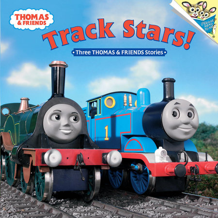 Track Stars! (Thomas & Friends) by Rev. W. Awdry