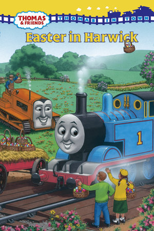 Easter in Harwick (Thomas & Friends) by Rev. W. Awdry