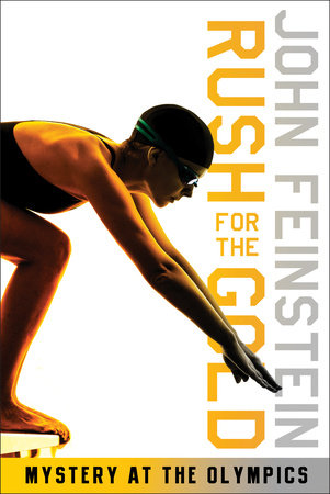 Rush for the Gold: Mystery at the Olympics (The Sports Beat, 6) by
