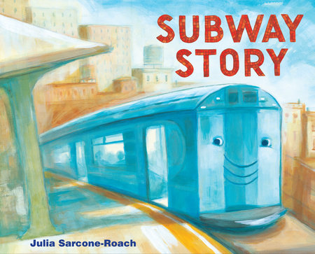 Subway Story by Julia Sarcone-Roach
