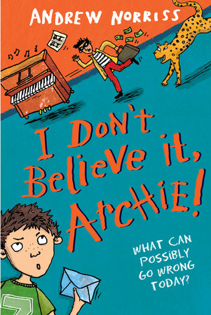 I Don't Believe It, Archie! by