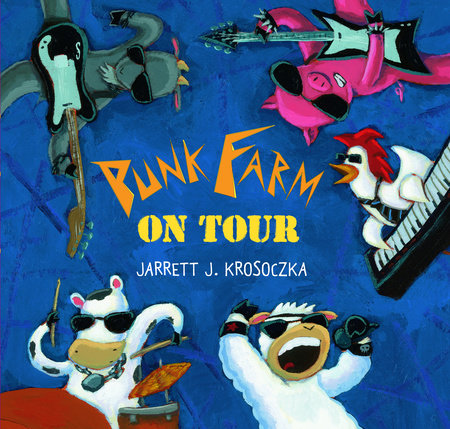 Punk Farm on Tour by