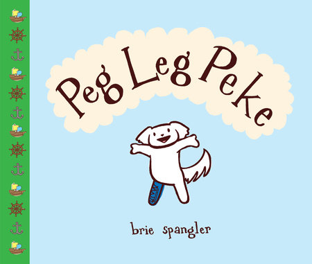 Peg Leg Peke by