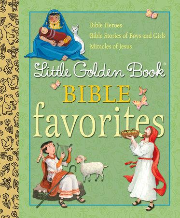 Little Golden Book Bible Favorites by