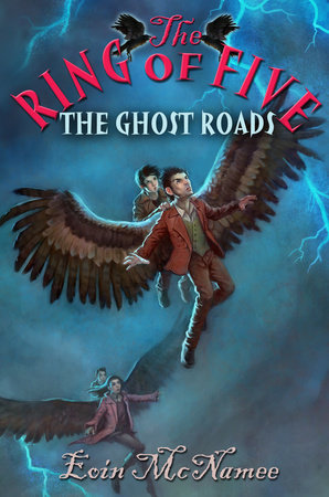 The Ghost Roads by
