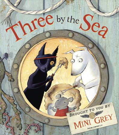 Three by the Sea by Mini Grey