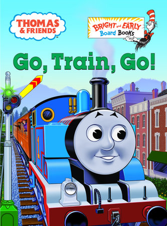 Thomas & Friends: Go, Train, Go! (Thomas & Friends)