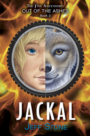 Five Ancestors Out of the Ashes #3: Jackal
