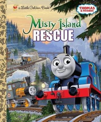 Misty Island Rescue (Thomas and Friends) by Rev. W. Awdry