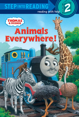Animals Everywhere! (Thomas & Friends) by