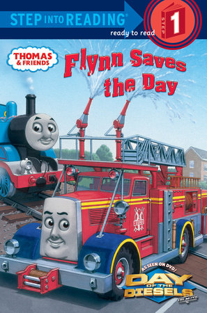 Flynn Saves the Day (Thomas & Friends) by