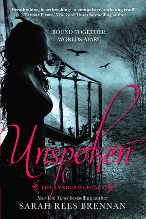 Unspoken (The Lynburn Legacy Book 1) by