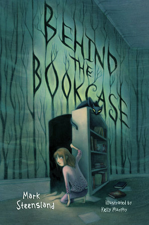 Behind the Bookcase by